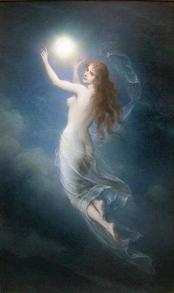 "Carl Schweninger, ""Morning Star"""