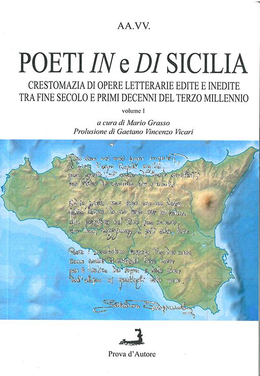 """AA. VV., """"Poeti in e di Sicilia"""" (Ed. Prova D'Autore)"""" di Salvatore Lo Zito"""